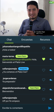 Platzi App Android iOS 5.png